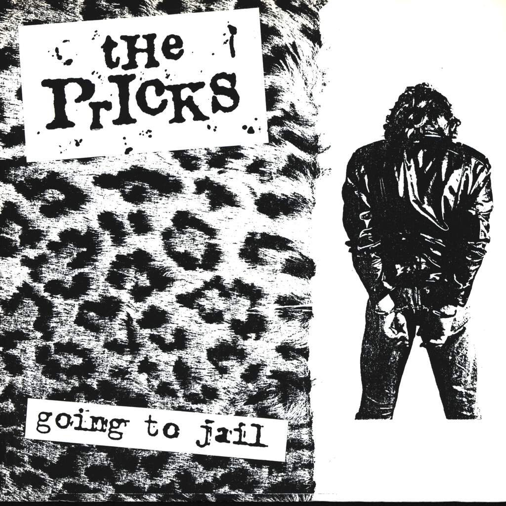 "The Pricks: Going To Jail, 7"" Single (Vinyl)"