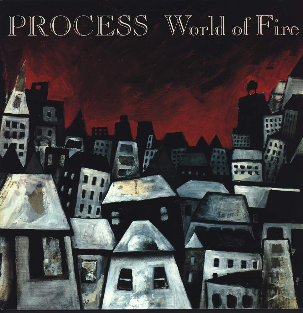 Process: World Of Fire, LP (Vinyl)