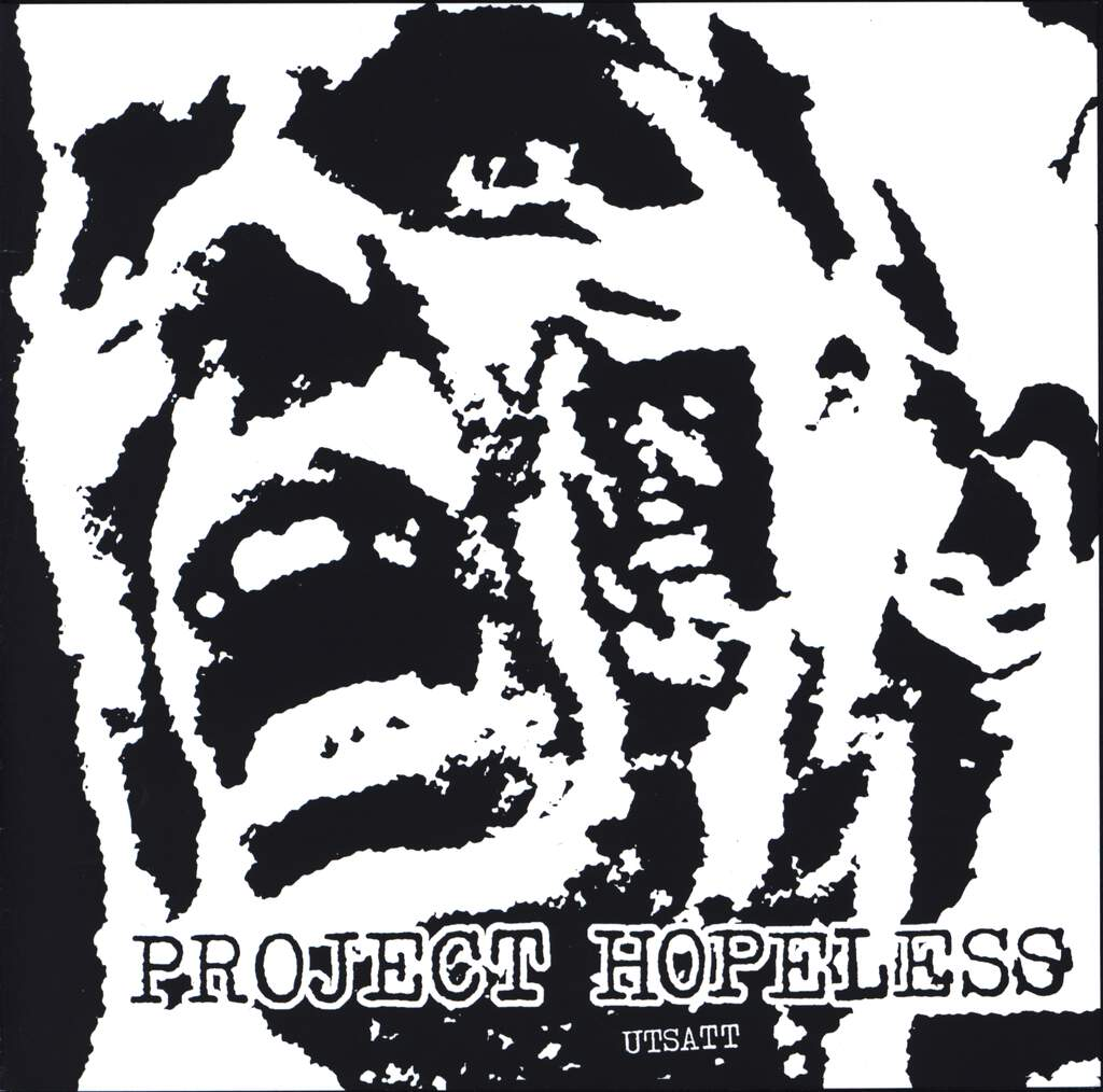 "Project Hopeless: Utsatt, 7"" Single (Vinyl)"