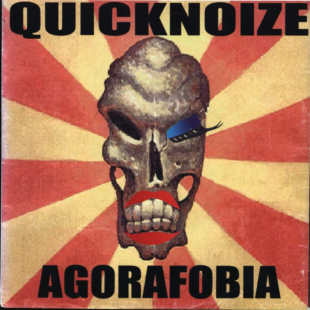 "Quicknoize: Agorafobia, 7"" Single (Vinyl)"