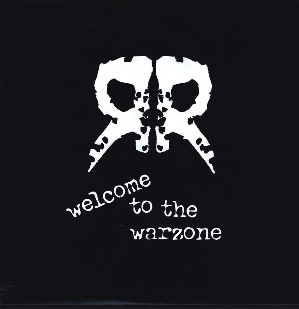 Red Reaction: Welcome To The Warzone, LP (Vinyl)