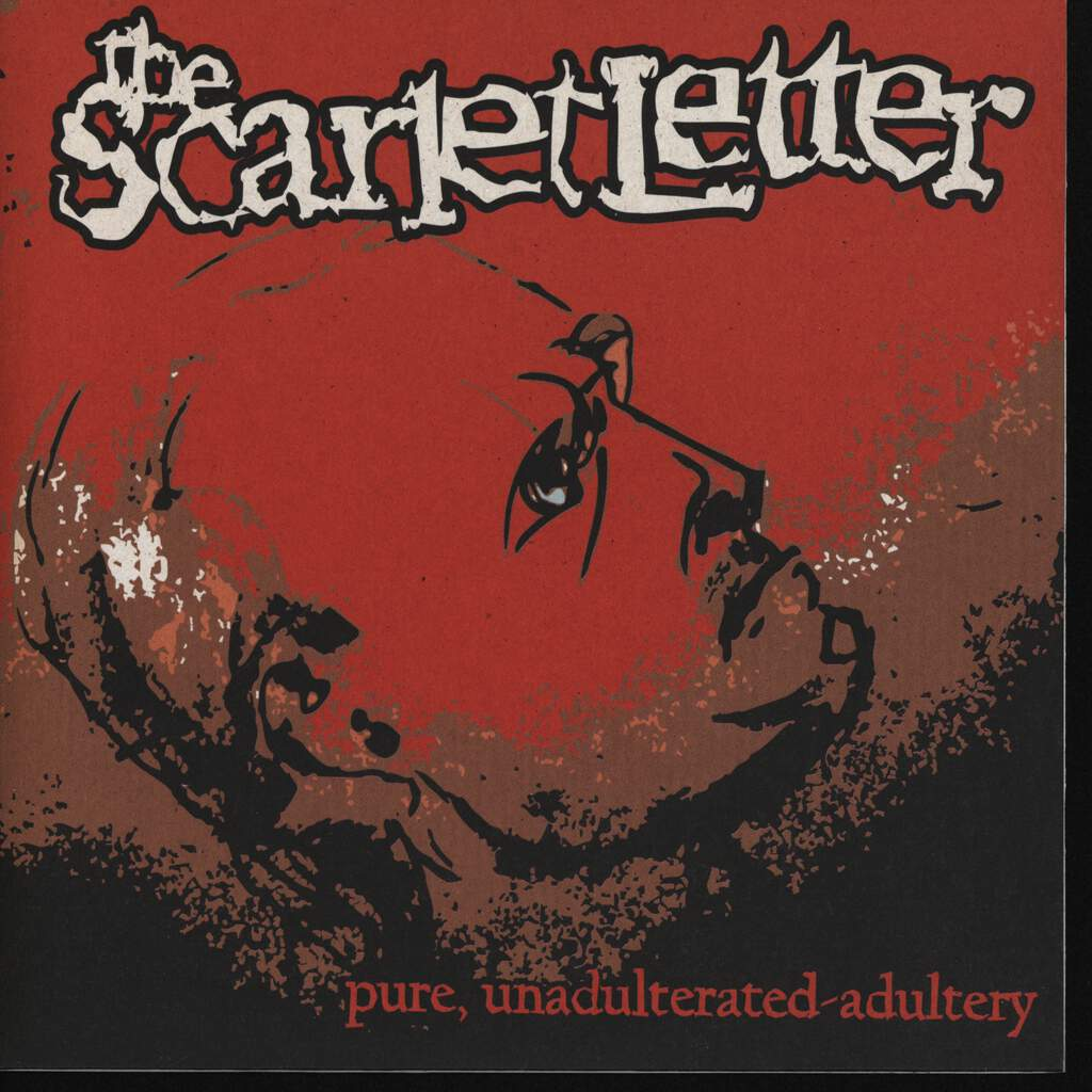 "The Scarlet Letter: Pure, Unadulterated-Adultery, 7"" Single (Vinyl)"