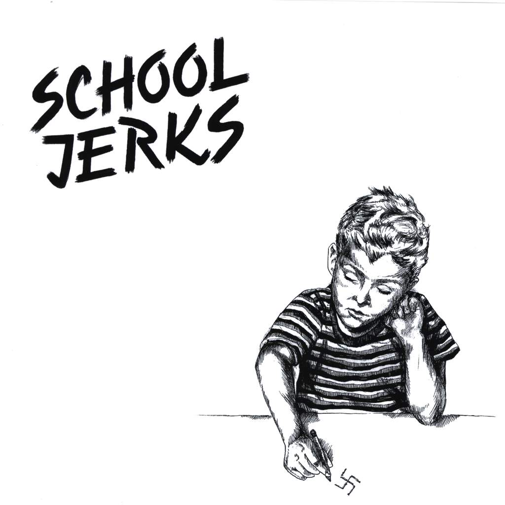 "School Jerks: School Jerks, 7"" Single (Vinyl)"