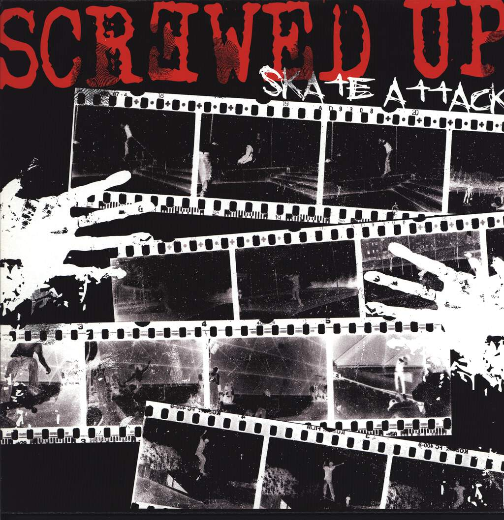 Screwed Up: Skate Attack, LP (Vinyl)