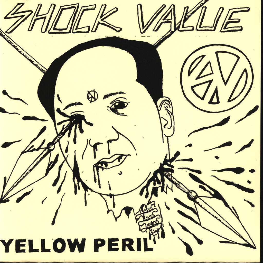 "Shock Value: Yellow Peril, 7"" Single (Vinyl)"