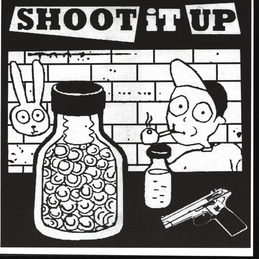 "Shoot It Up: Shoot It Up, 7"" Single (Vinyl)"