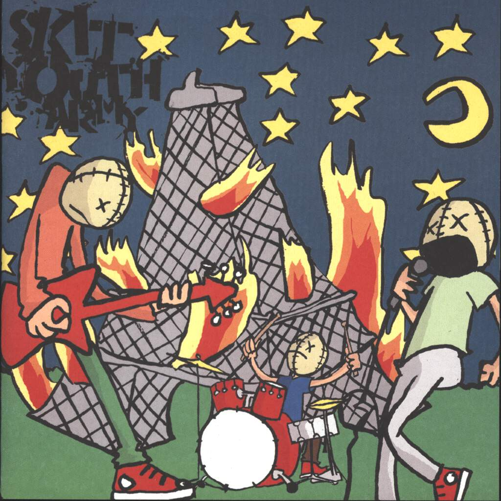 "Skityouth Army: Skit Youth Army, 7"" Single (Vinyl)"
