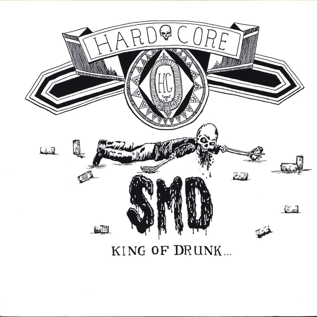 "SMD: King Of Drunk, 7"" Single (Vinyl)"