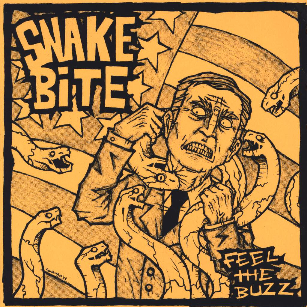 "Snake Bite: Feel The Buzz, 7"" Single (Vinyl)"