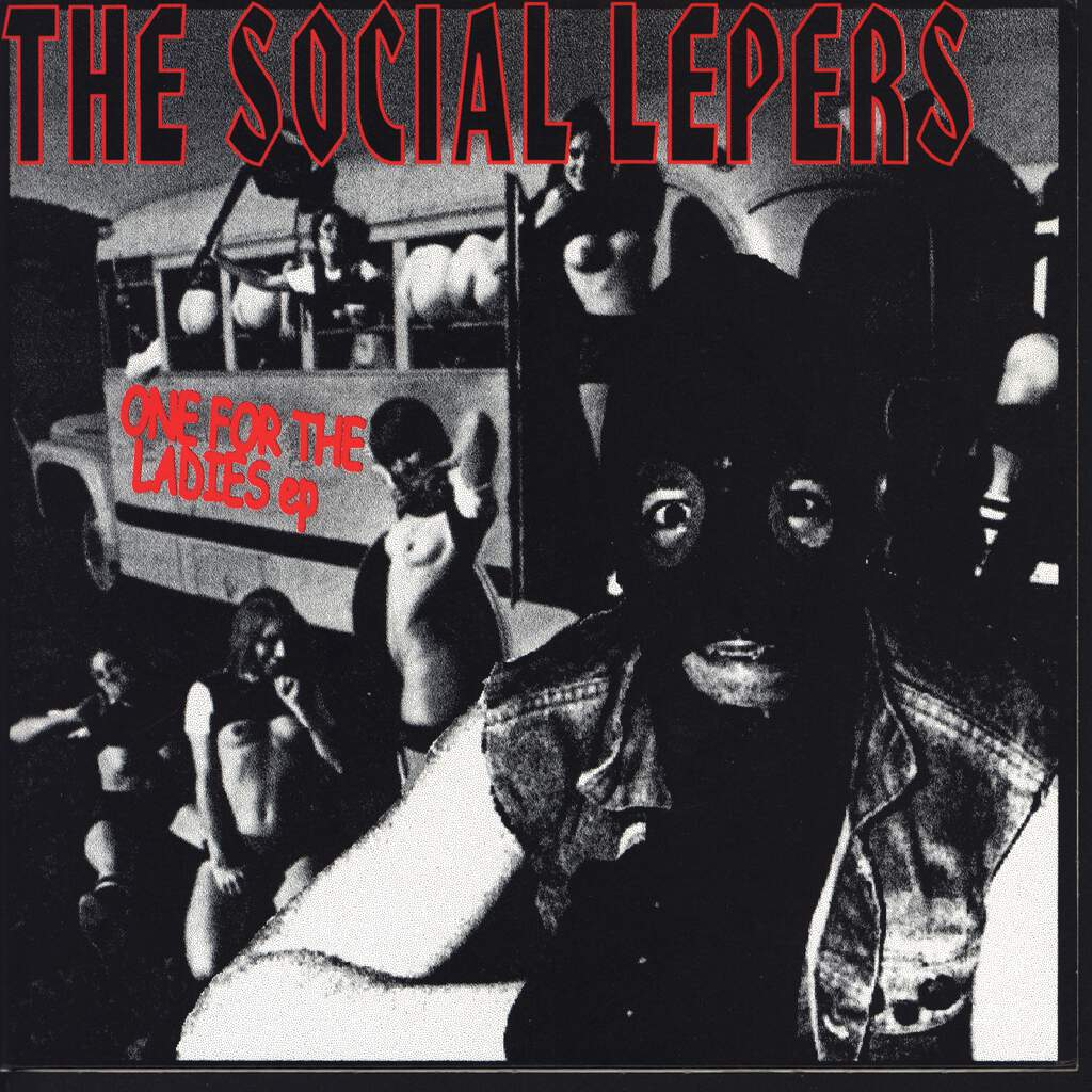 "The Social Lepers: One For The Ladies Ep, 7"" Single (Vinyl)"