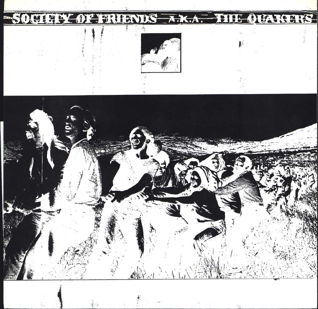 "Society Of Friends: A.K.A. The Quakers, 7"" Single (Vinyl)"
