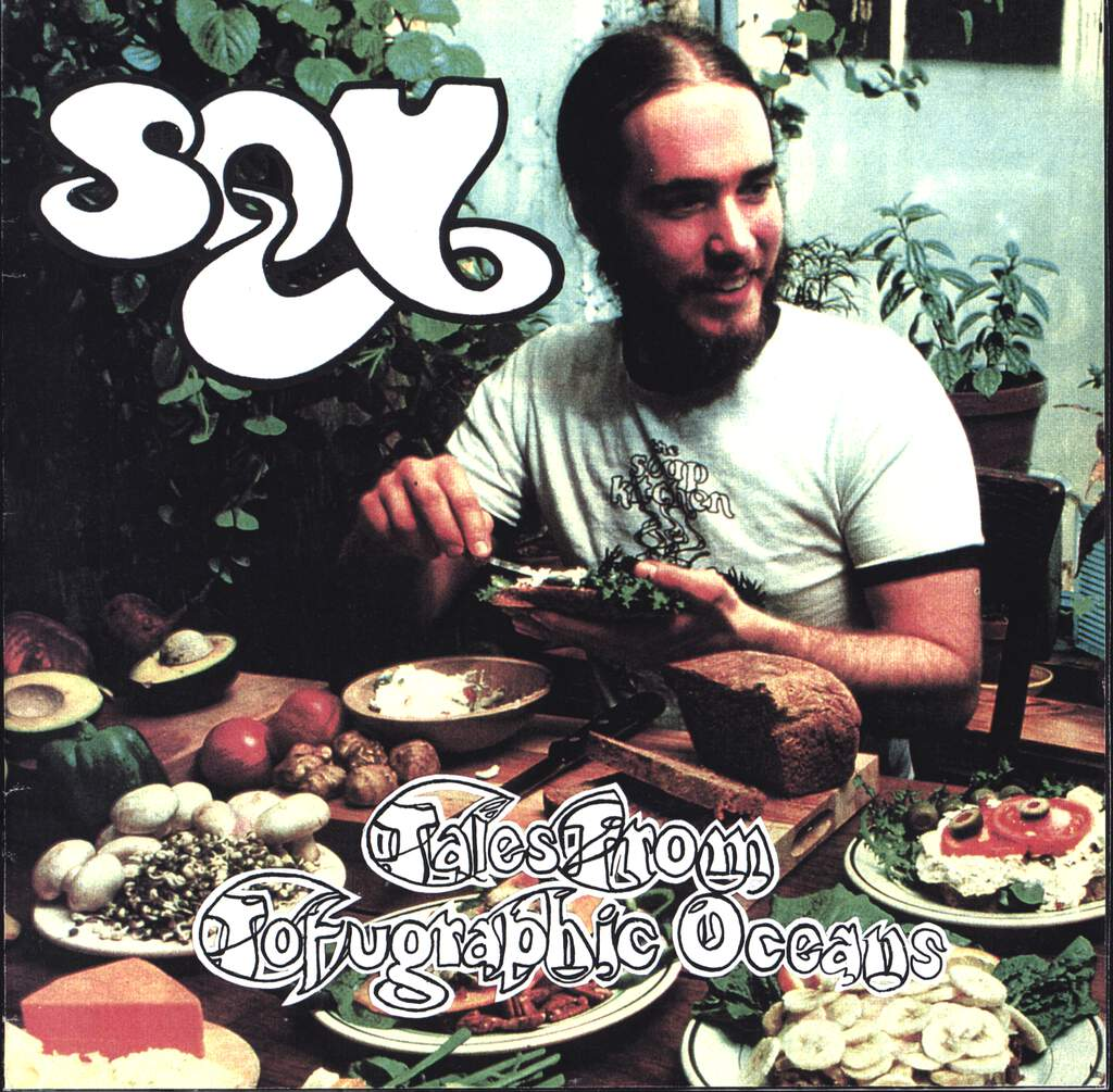 "Soy: Tales From Tofugraphic Oceans, 7"" Single (Vinyl)"
