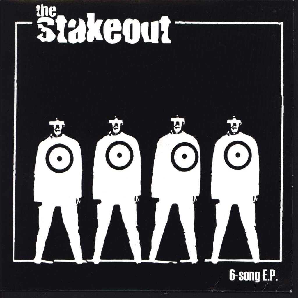"The Stakeout: 6-Song E.P., 7"" Single (Vinyl)"