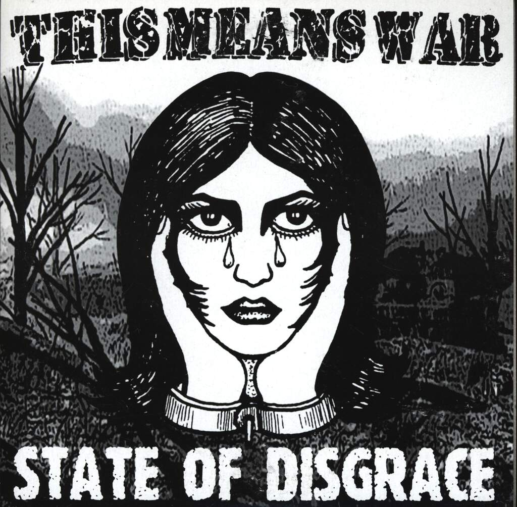 "State Of Disgrace: Untitled, 7"" Single (Vinyl)"