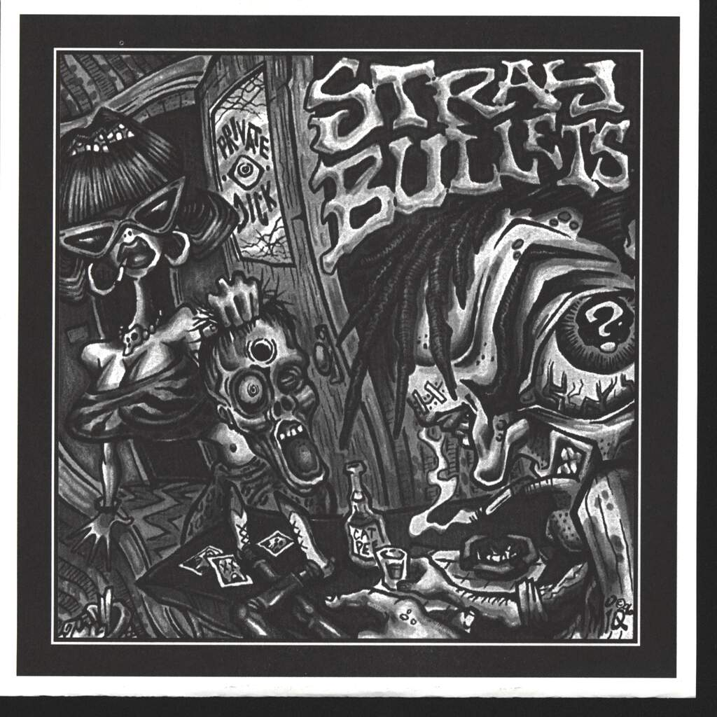 "Stray Bullets: Stray Bullets, 7"" Single (Vinyl)"