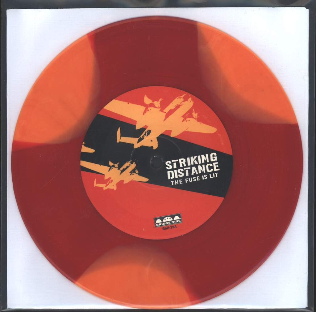 "Striking Distance: The Fuse Is Lit, 7"" Single (Vinyl)"