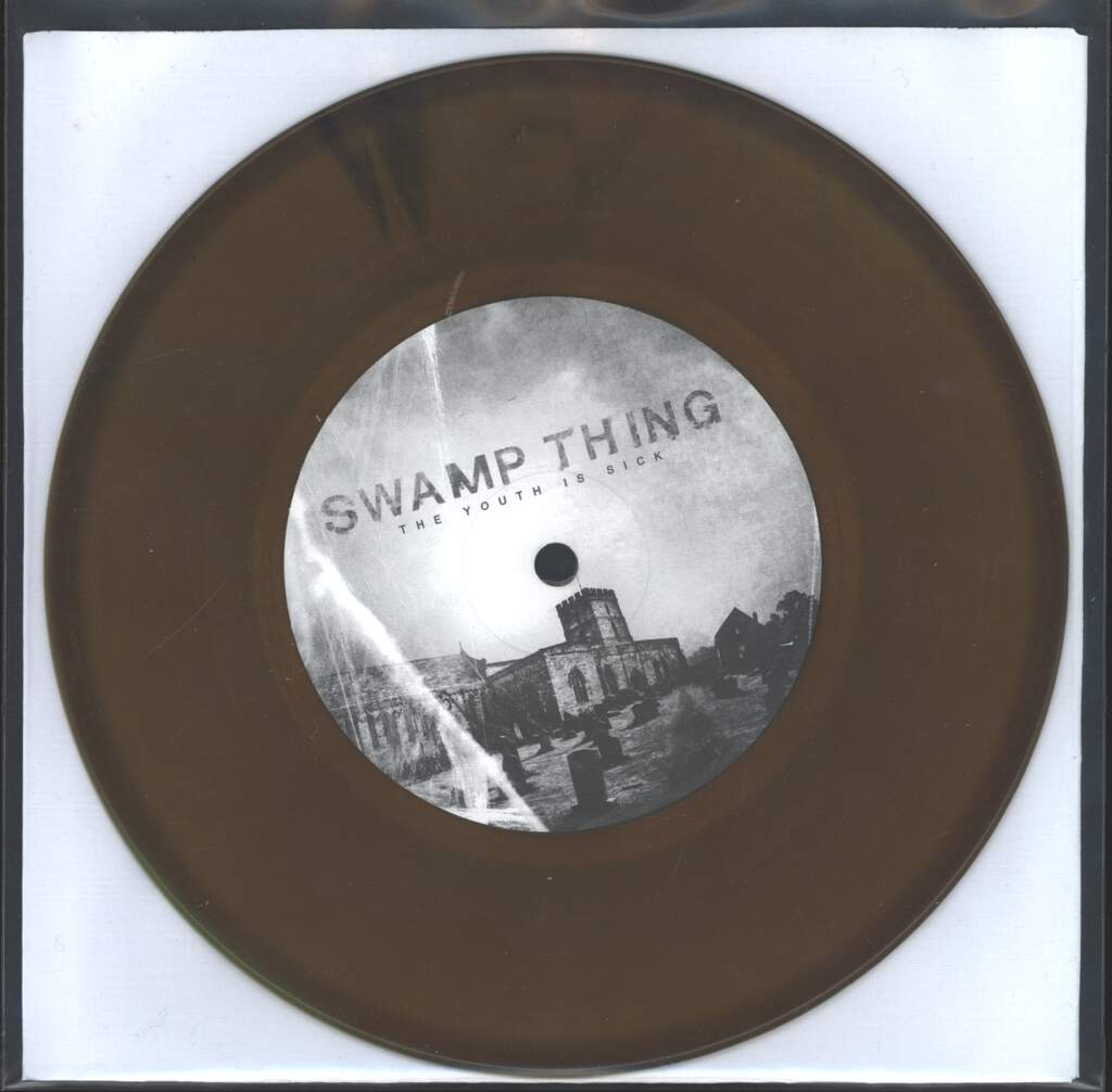 "Swamp Thing: The Youth Is Sick, 7"" Single (Vinyl)"
