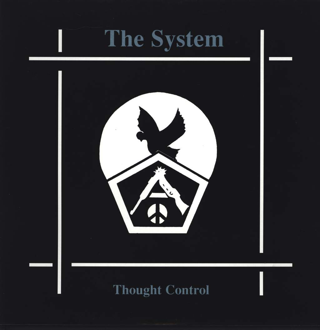 The System: Thought Control, LP (Vinyl)