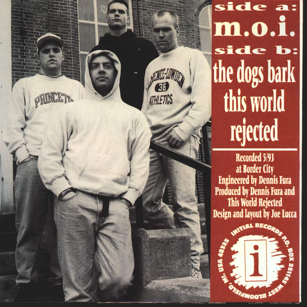 "This World Rejected: This World Rejected, 7"" Single (Vinyl)"