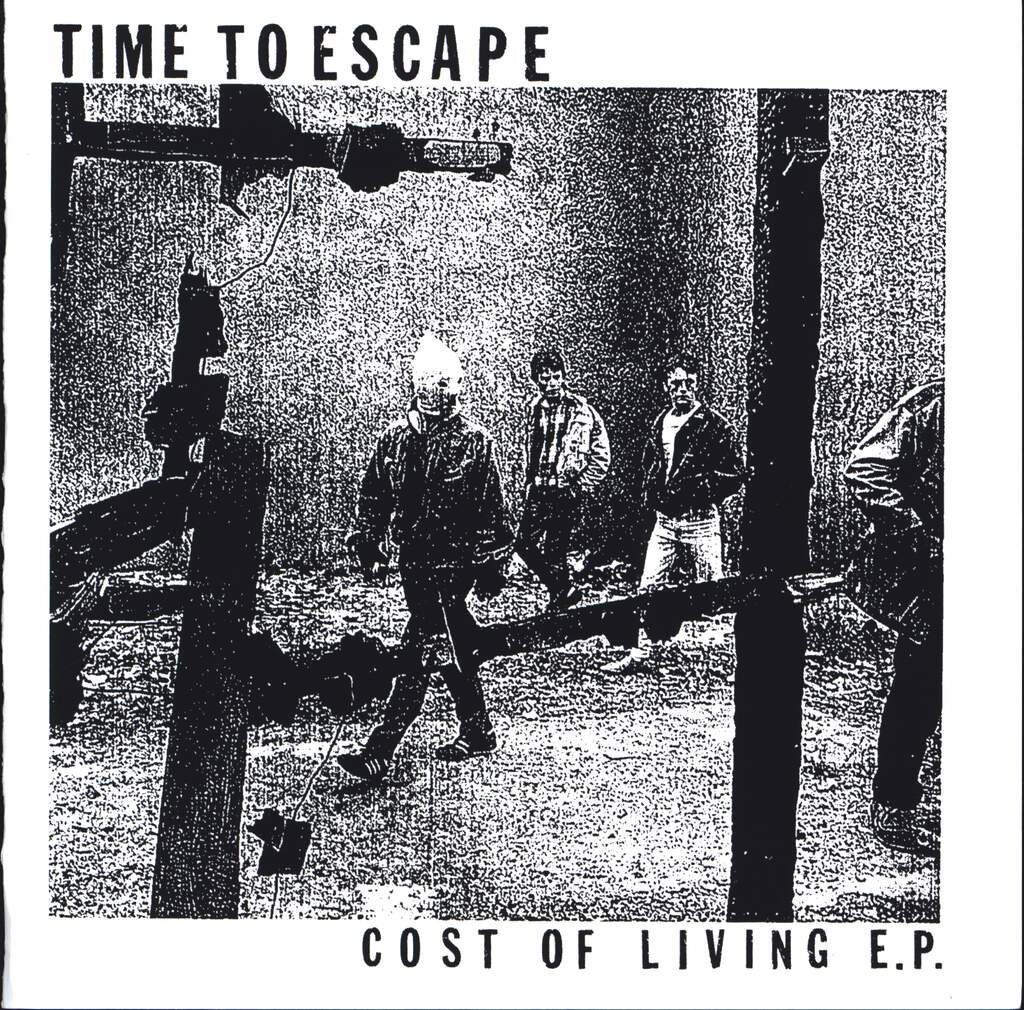 "Time To Escape: Cost Of Living E.P., 7"" Single (Vinyl)"