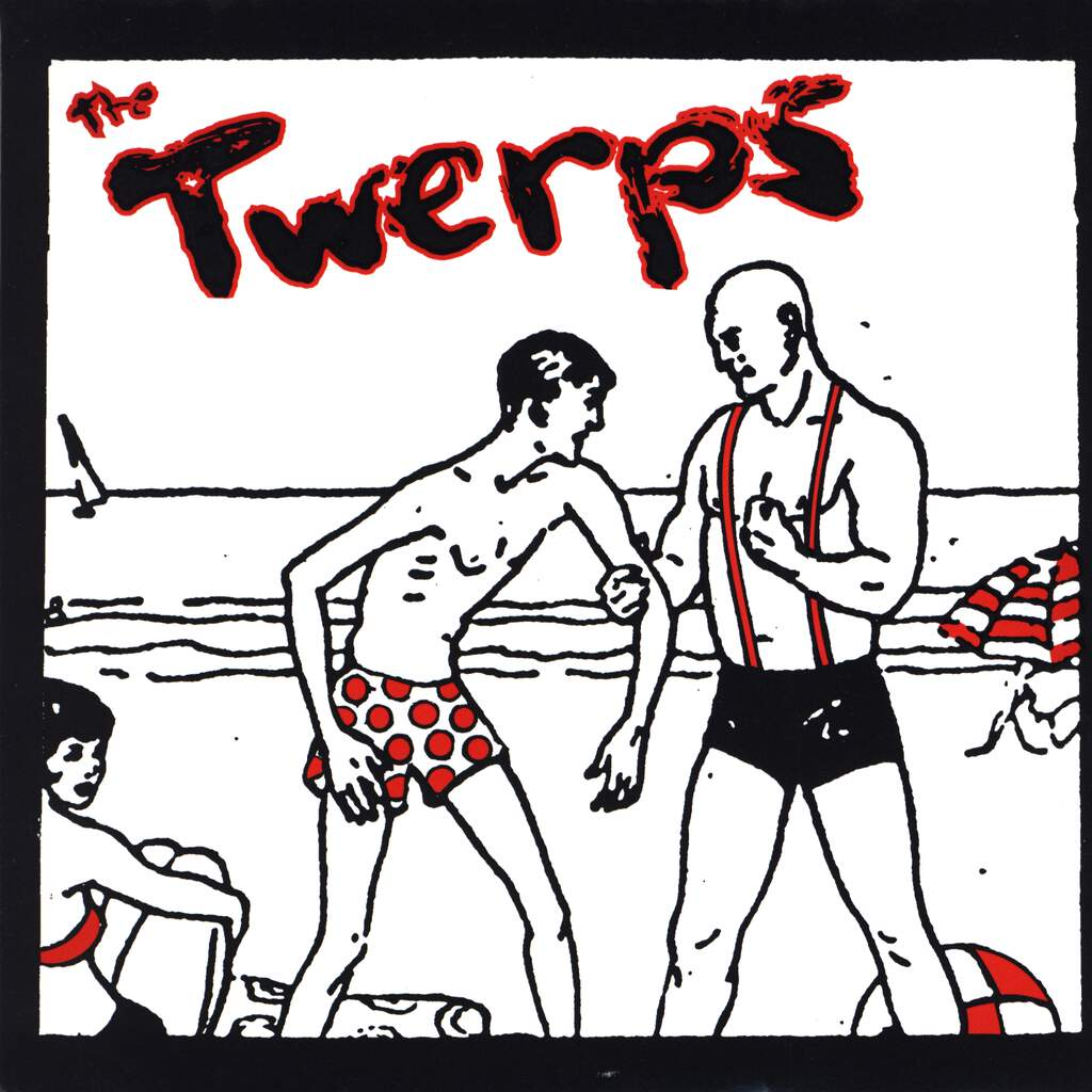 "The Twerps: Will Play For Food, 7"" Single (Vinyl)"
