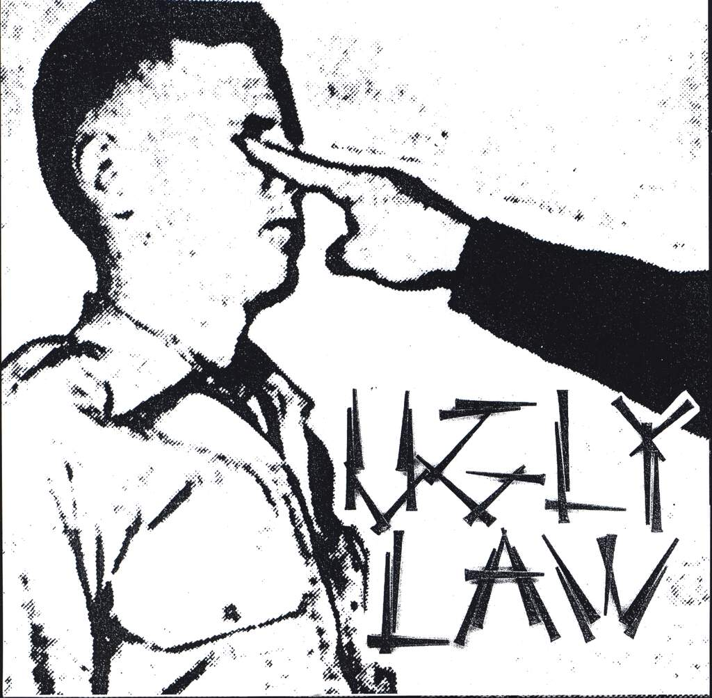 "Ugly Law: Ugly Law, 7"" Single (Vinyl)"