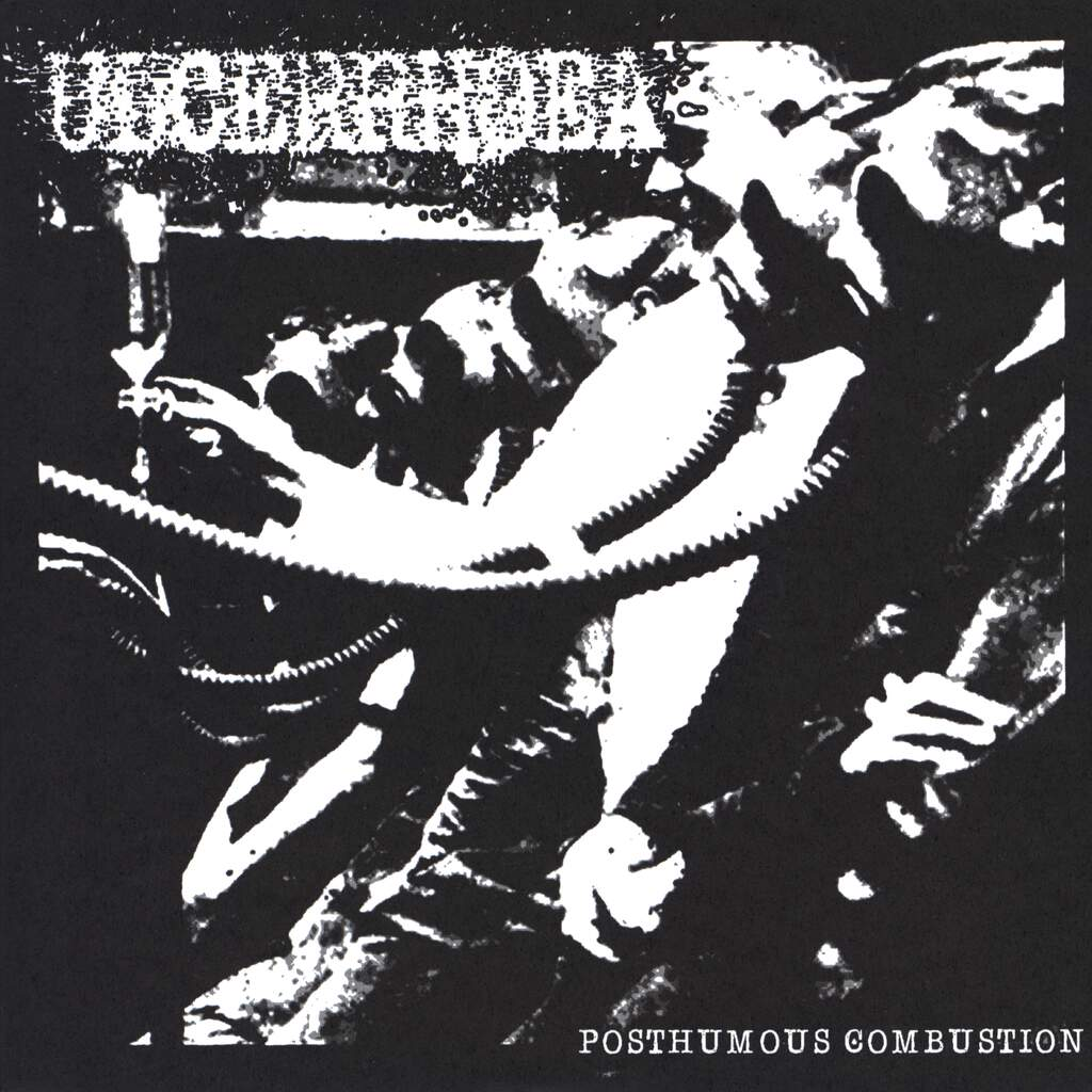 "Ulcerrhoea: Posthumous Combustion, 7"" Single (Vinyl)"