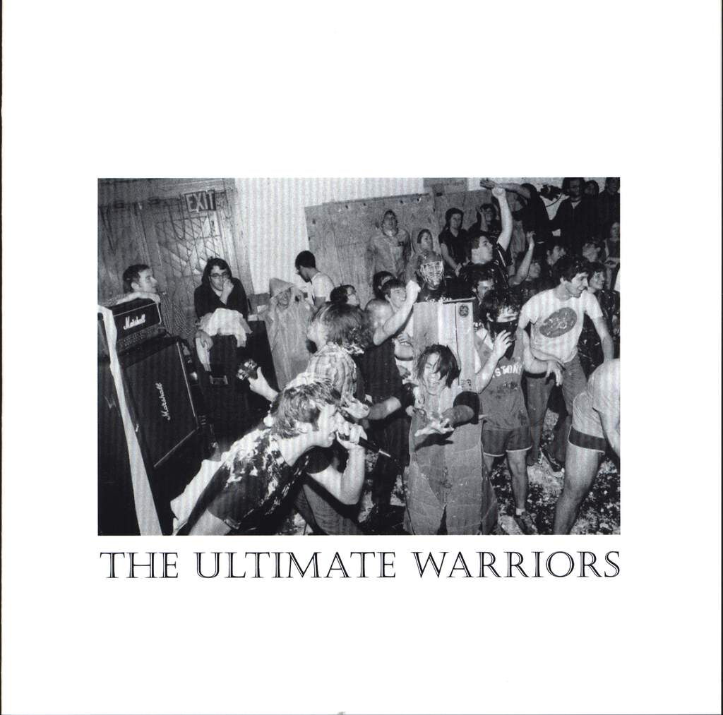"The Ultimate Warriors: Easton Fest Revealed, 7"" Single (Vinyl)"