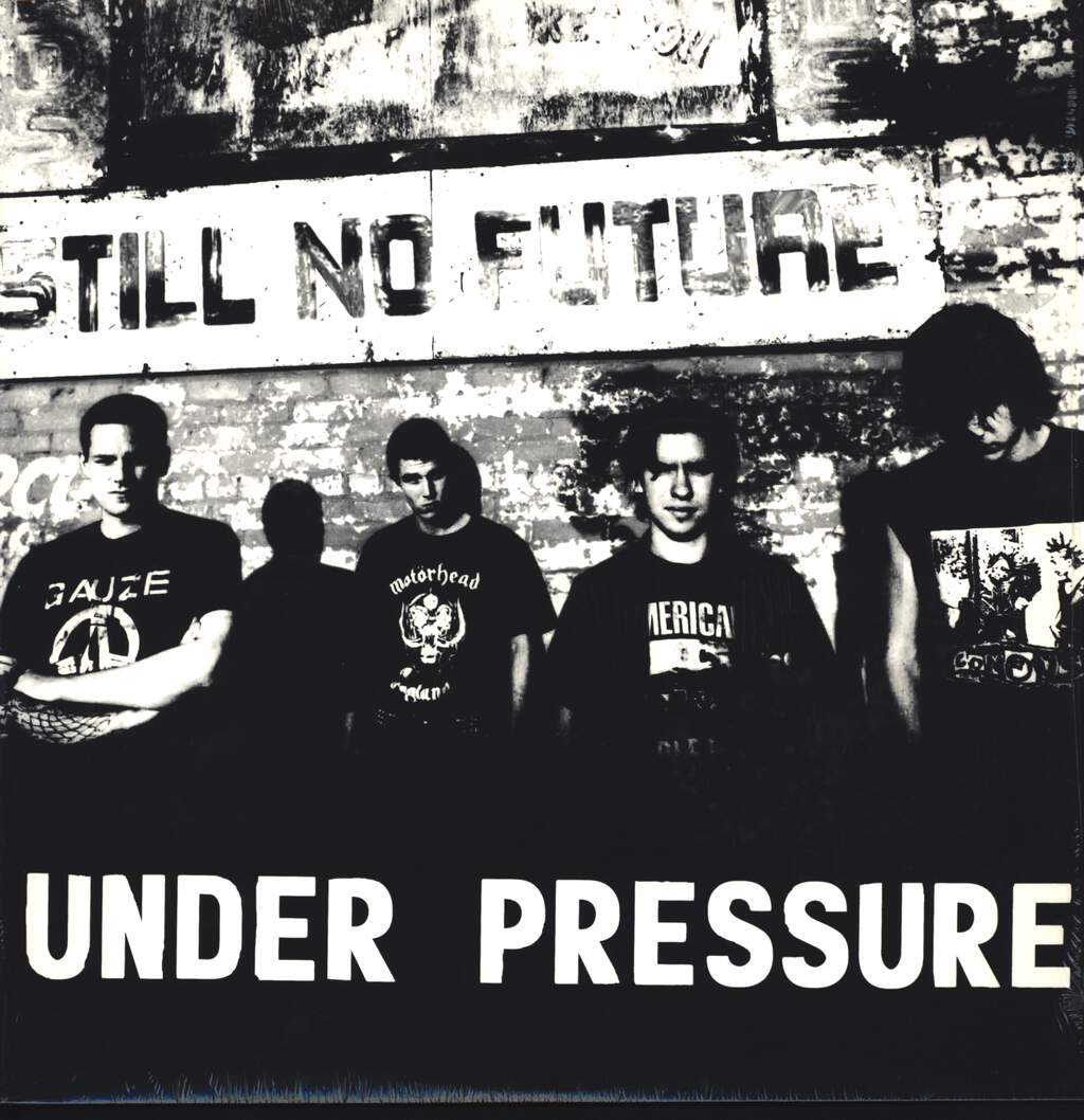"Under Pressure: Still No Future, 12"" Maxi Single (Vinyl)"