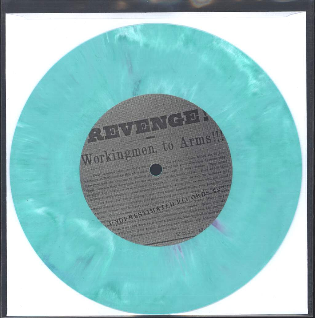 "Various: Chicago Is Killing Me Slowly, 7"" Single (Vinyl)"