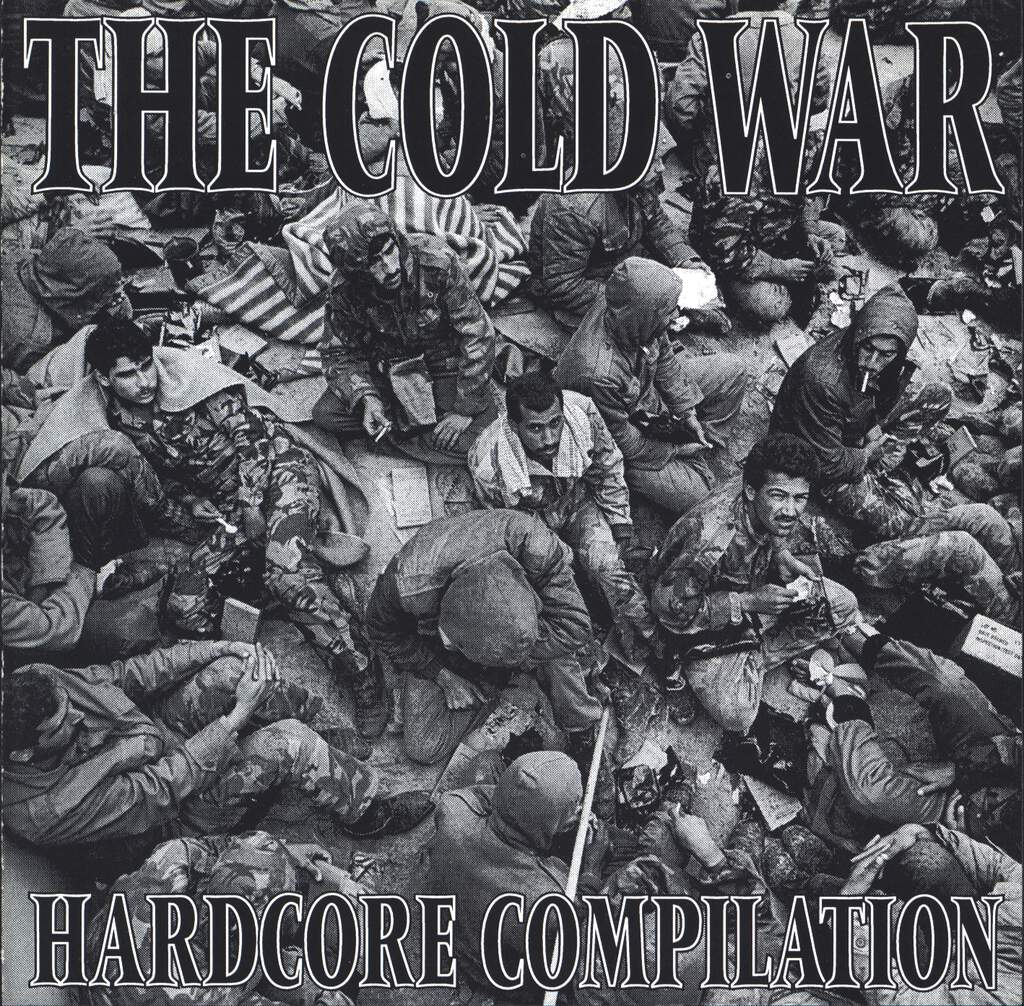 "Various: The Cold War Hardcore Compilation, 7"" Single (Vinyl)"