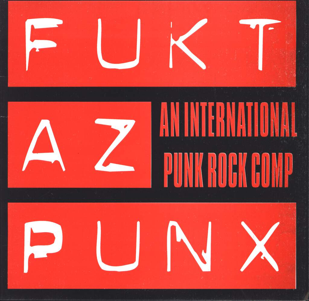 "Various: Fukt Az Punx, 7"" Single (Vinyl)"
