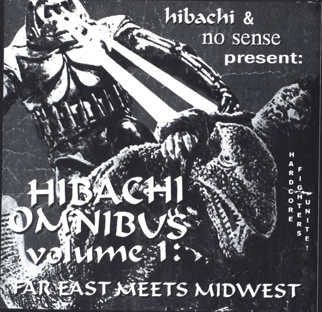 "Various: Hibachi Omnibus Volume 1: Far East Meets Midwest, 7"" Single (Vinyl)"