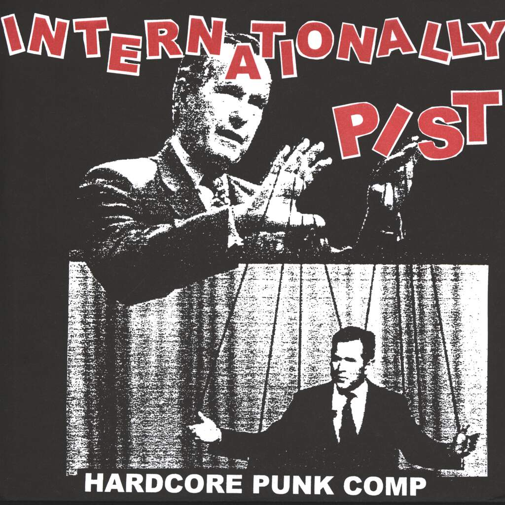 "Various: Internationally Pist, 7"" Single (Vinyl)"