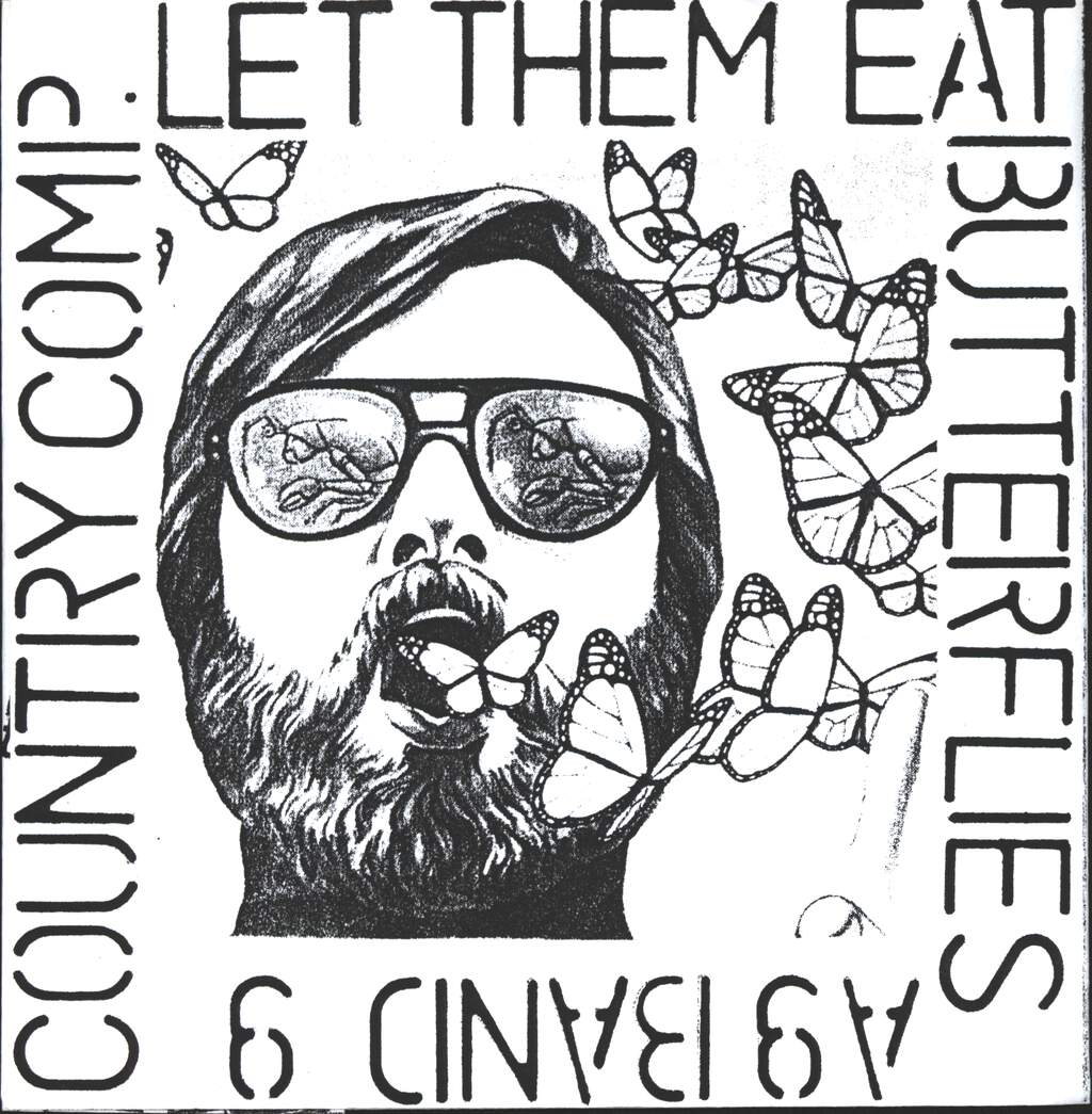 "Various: Let Them Eat Butterflies, 7"" Single (Vinyl)"
