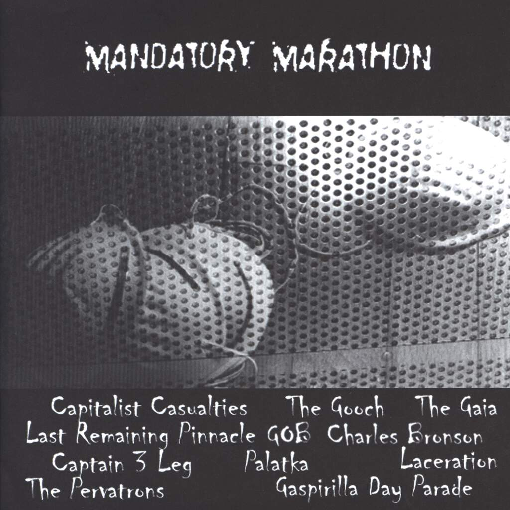 "Various: Mandatory Marathon, 7"" Single (Vinyl)"