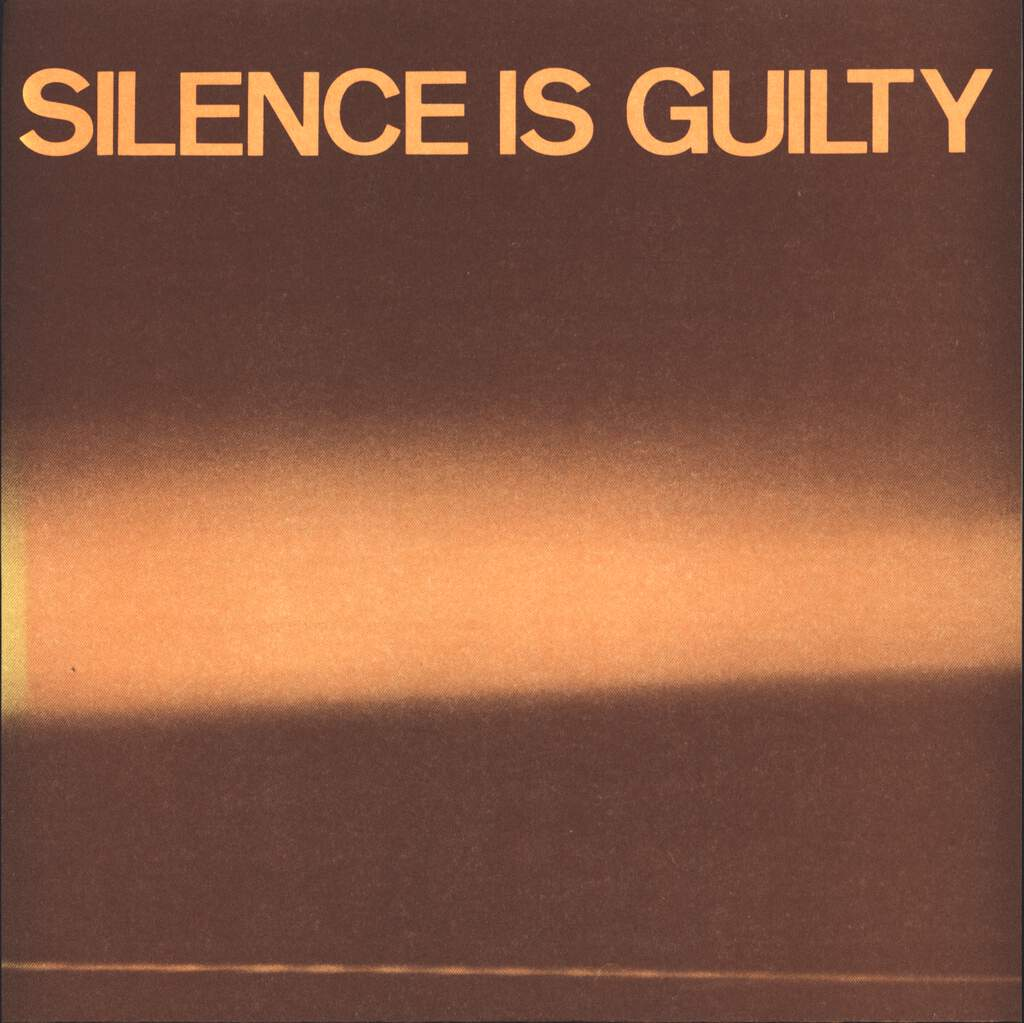 "Various: Silence Is Guilty, 7"" Single (Vinyl)"