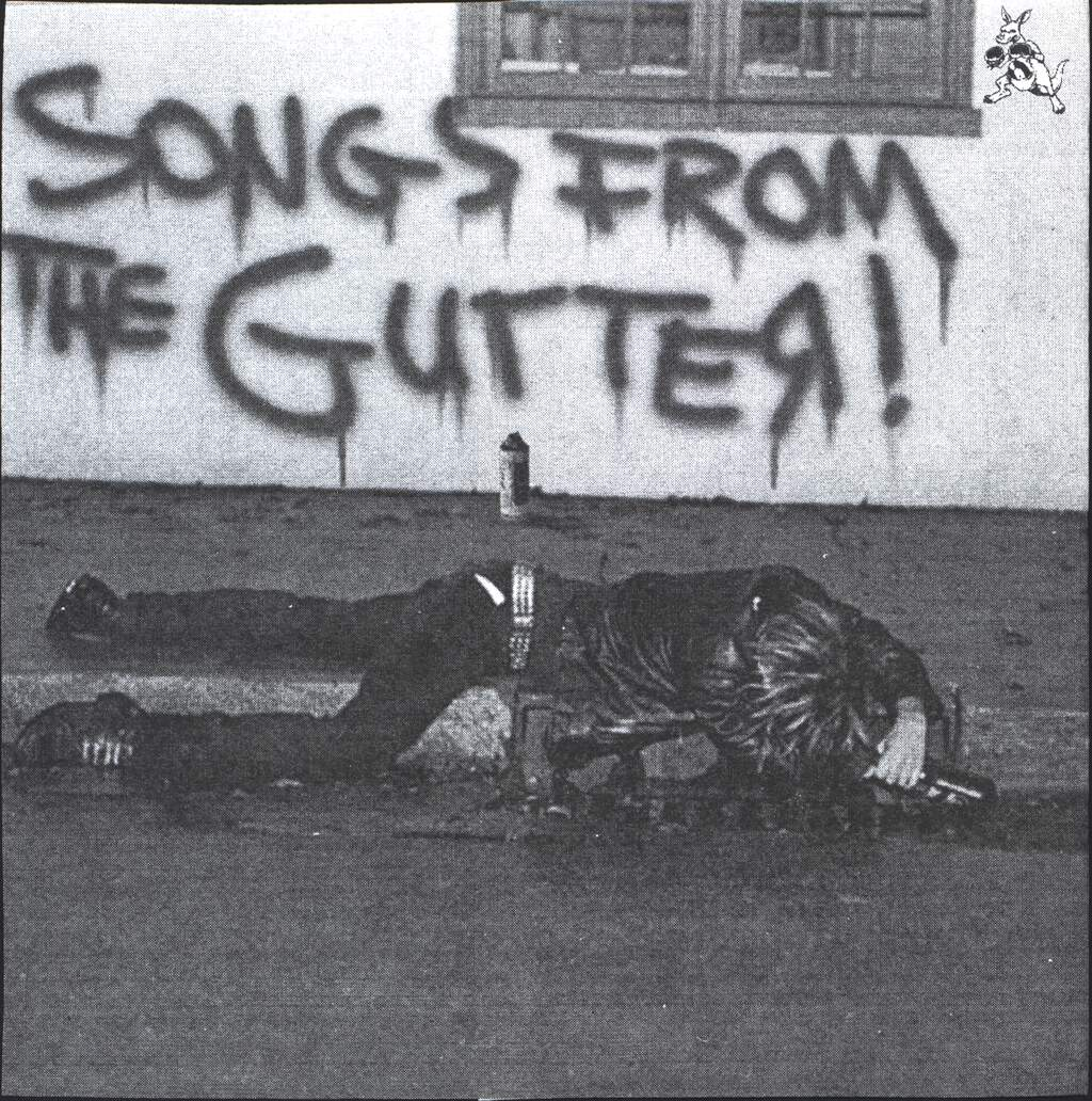 "Various: Songs From The Gutter!, 7"" Single (Vinyl)"