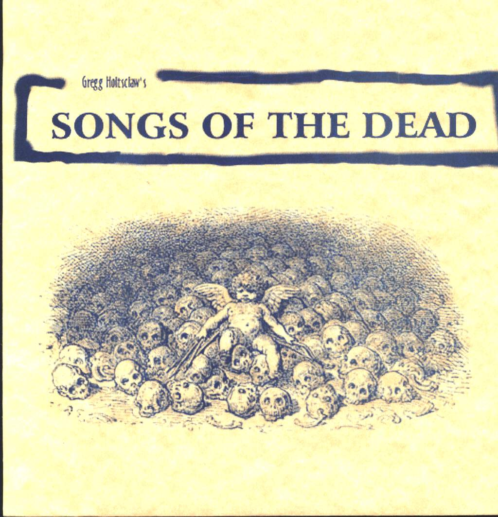 "Various: Songs Of The Dead, 7"" Single (Vinyl)"