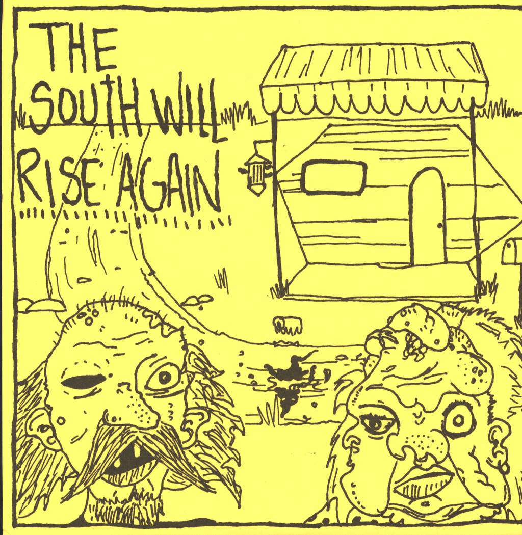"Various: The South Will Rise Again, 7"" Single (Vinyl)"