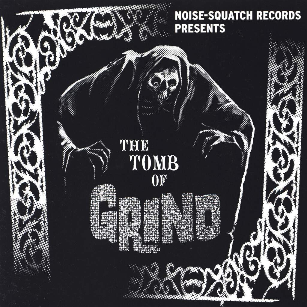 "Various: The Tomb Of Grind, 7"" Single (Vinyl)"