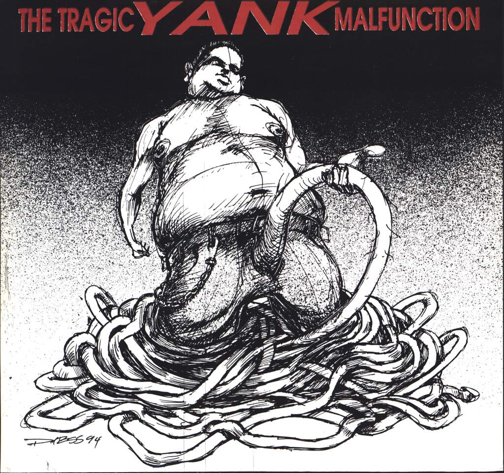 "Various: The Tragic Yank Malfunction, 7"" Single (Vinyl)"