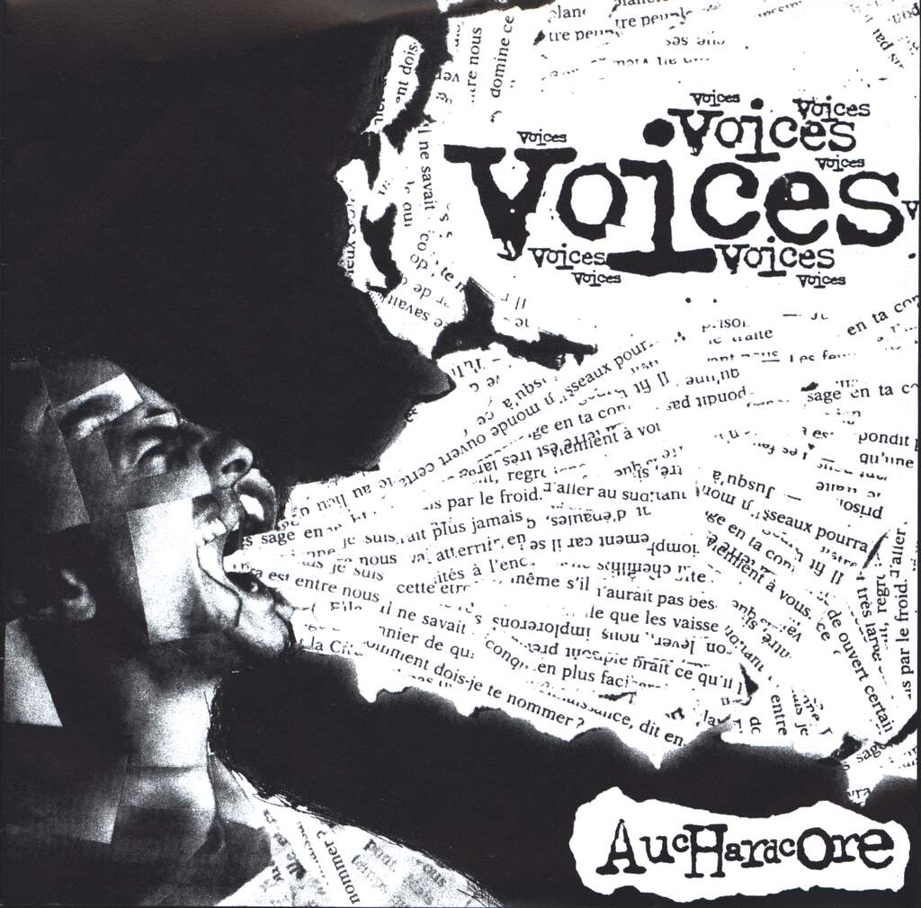 "Various: Voices, 7"" Single (Vinyl)"