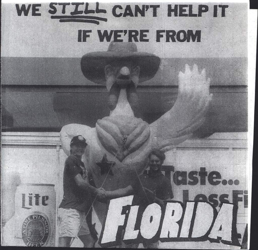 "Various: We Still Can't Help It If We're From Florida, 7"" Single (Vinyl)"
