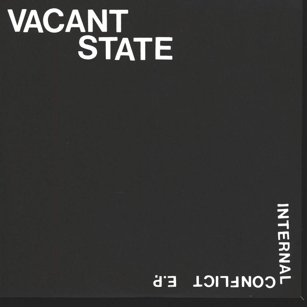 "Vacant State: Internal Conflict E.P., 7"" Single (Vinyl)"