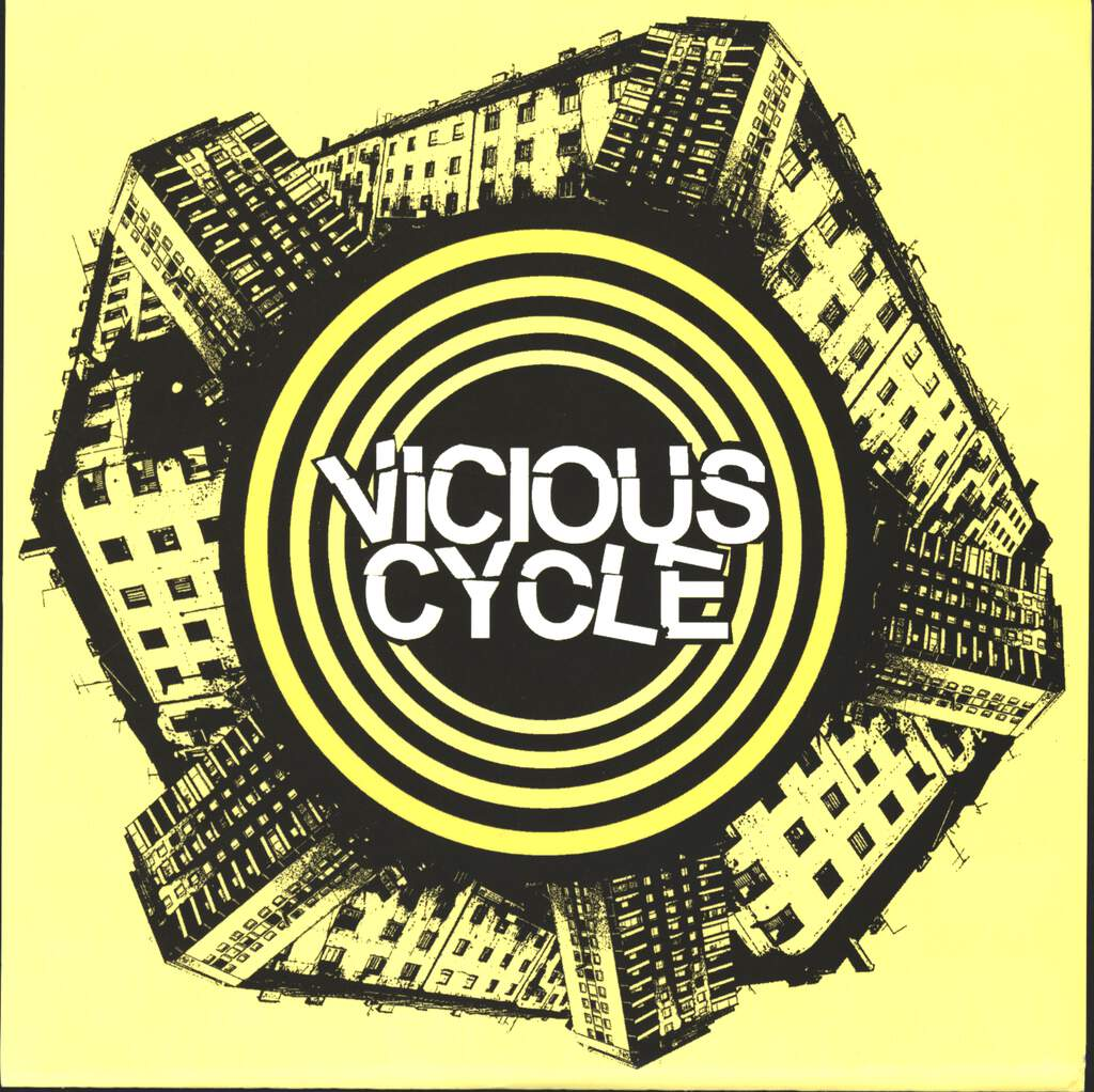 "Vicious Cycle: Untitled, 7"" Single (Vinyl)"