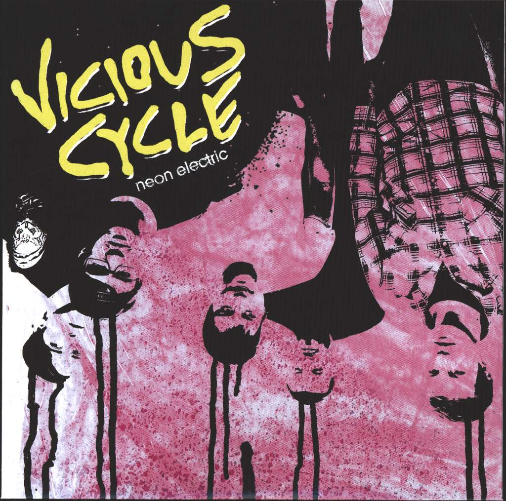 "Vicious Cycle: Neon Electric, 7"" Single (Vinyl)"