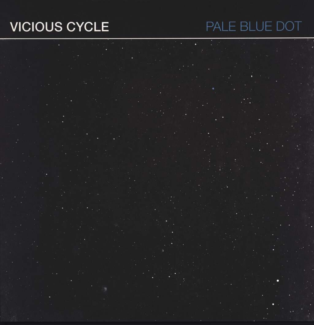 Vicious Cycle: Pale Blue Dot, LP (Vinyl)