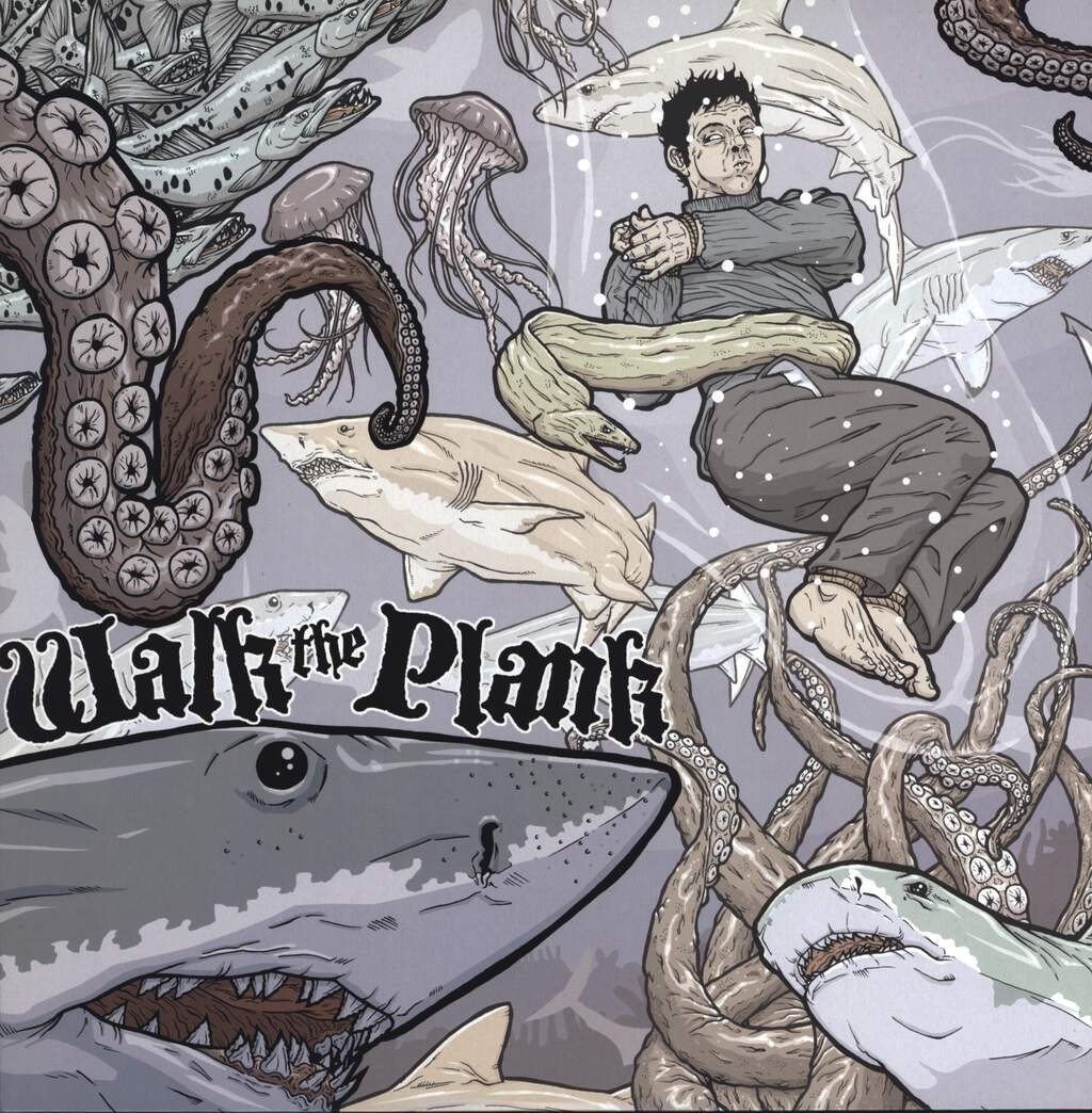 Walk The Plank: Dead Weight In Hostile Waters, LP (Vinyl)