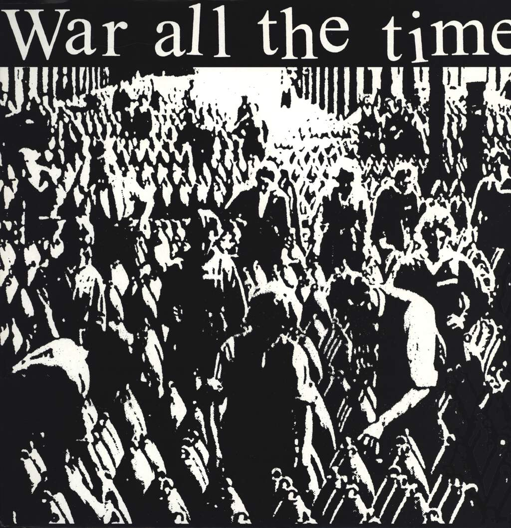 War All The Time: War All The Time, LP (Vinyl)